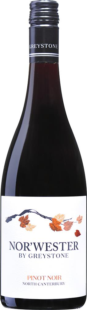 Nor'Wester by Greystone North Canterbury Pinot Noir 2017