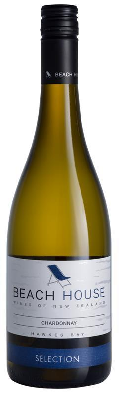 Beach House Selection Hawkes Bay Chardonnay 2019