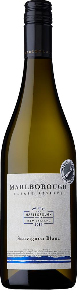 Marlborough Estate Reserve Sauvignon Blanc 2019 (Second Release)