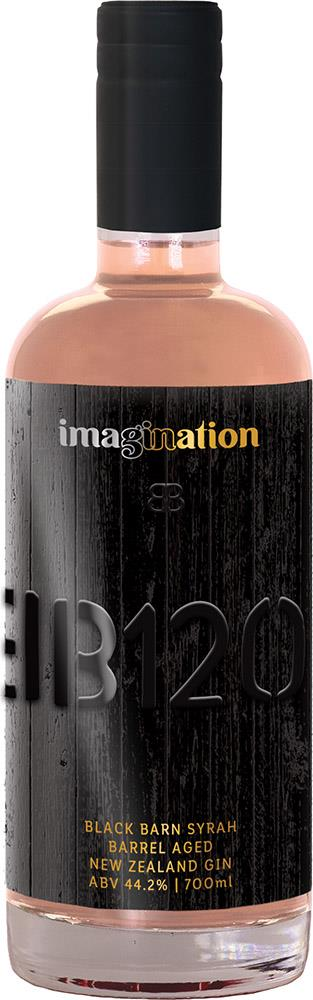 ImaGINation Black Barn Syrah Barrel Aged Gin (700ml)