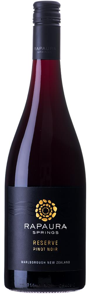 Rapaura Springs Reserve Marlborough Pinot Noir 2019