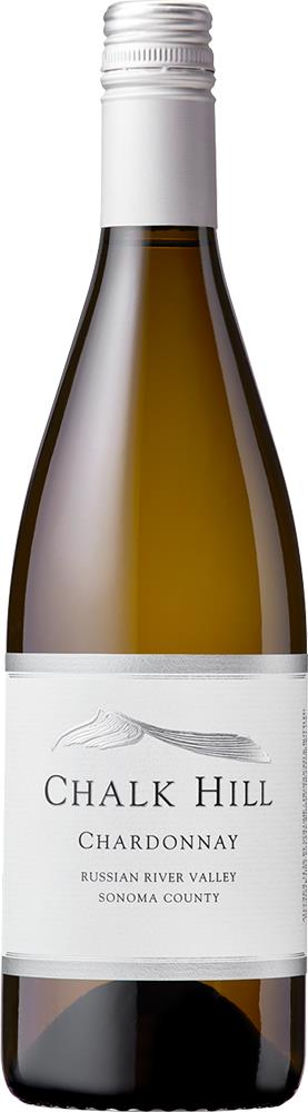Chalk Hill Russian River Chardonnay 2018 (California)
