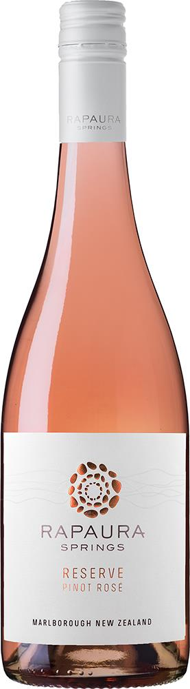 Rapaura Springs Reserve Marlborough Pinot Rosé 2020