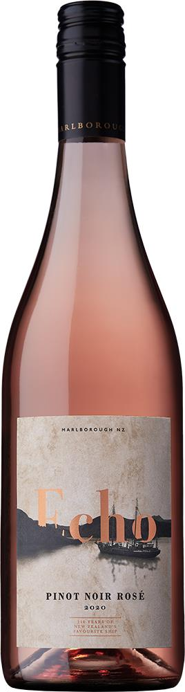 Echo Marlborough Pinot Noir Rosé 2020