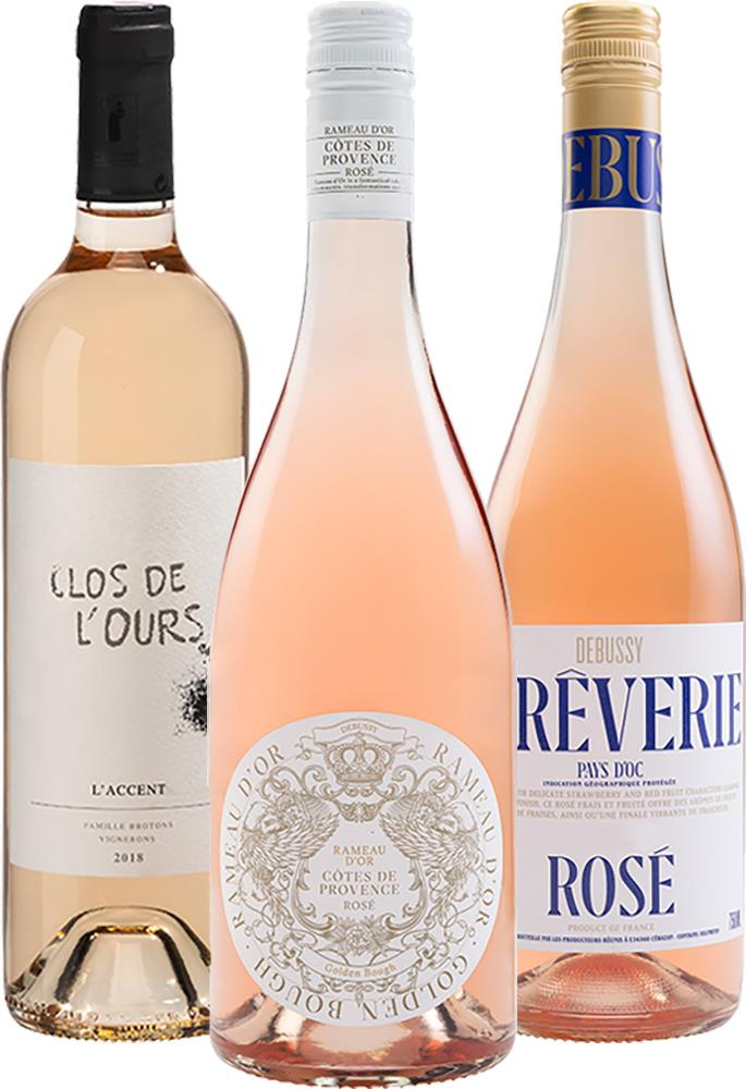 Summer French Rosé Collection (France)