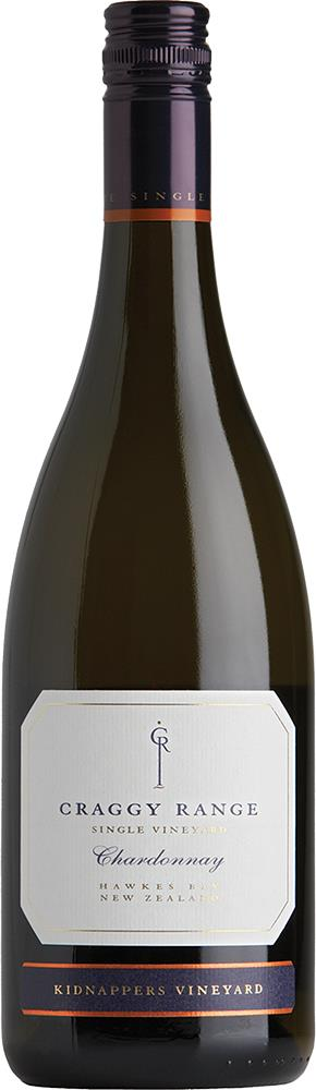 Craggy Range Kidnappers Single Vineyard Hawke's Bay Chardonnay 2019