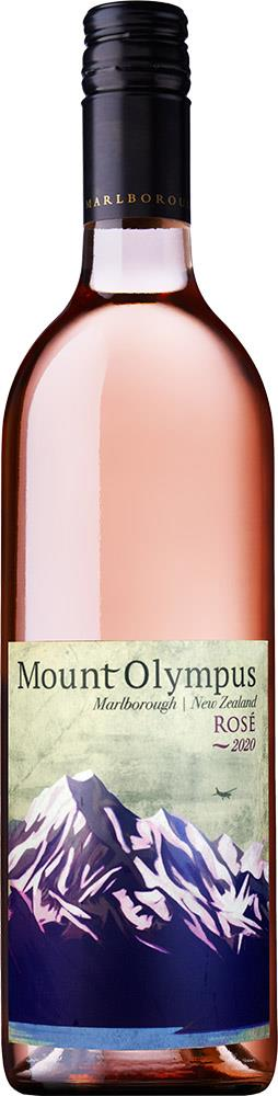 Mount Olympus Marlborough Rosé 2020