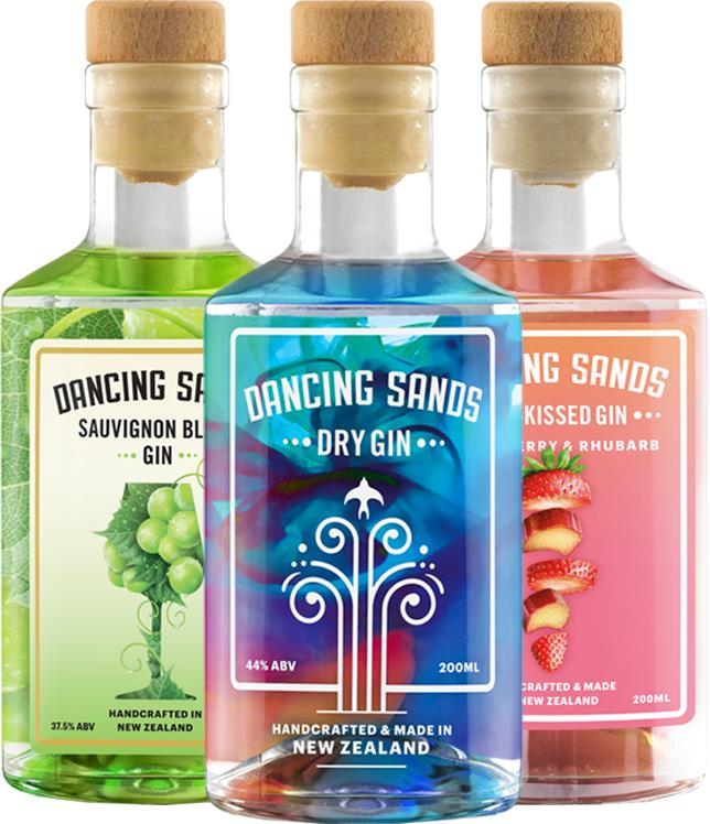 Dancing Sands Collection Gift Box (200ml)