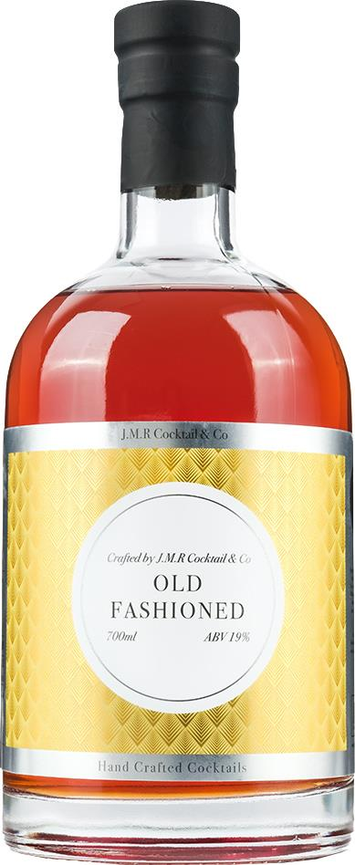 J.M.R Cocktail & Co Old Fashioned (700ml)