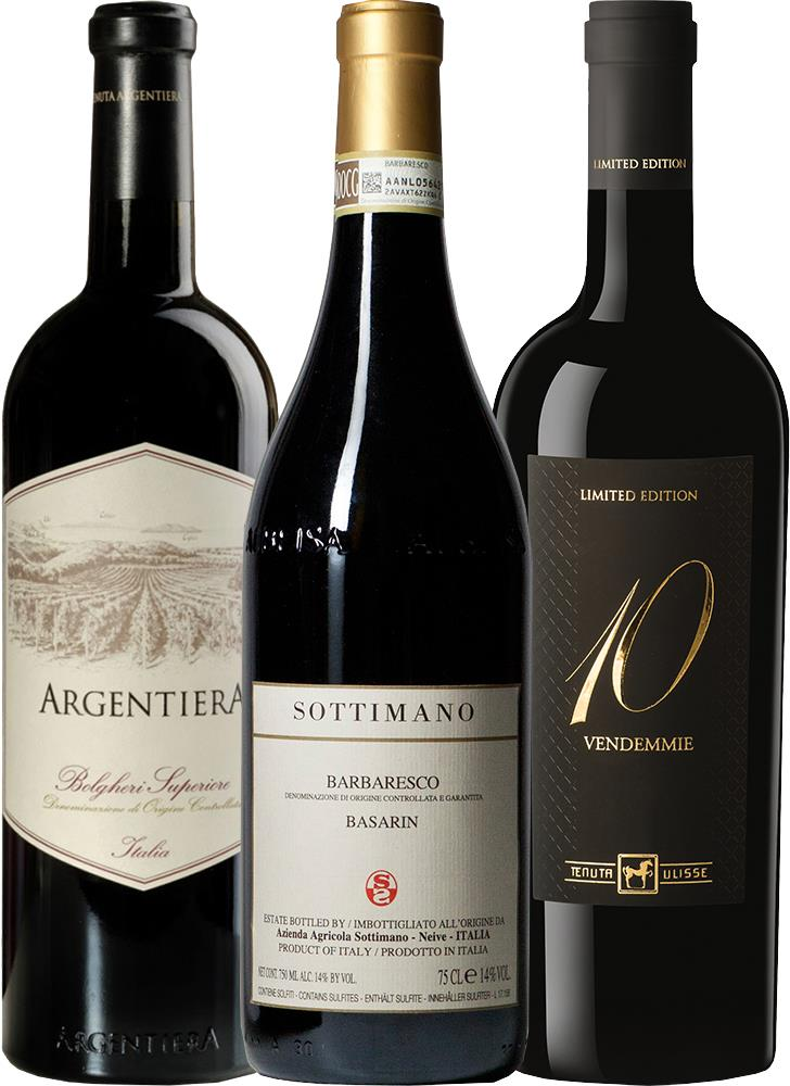 Italy's Finest Super Premium Red Collection (Italy)
