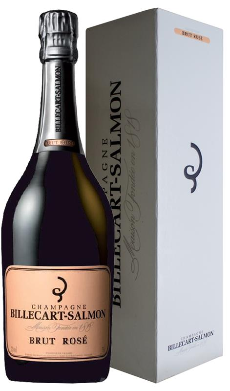 Billecart-Salmon Brut Rose Non-Vintage (750ml)