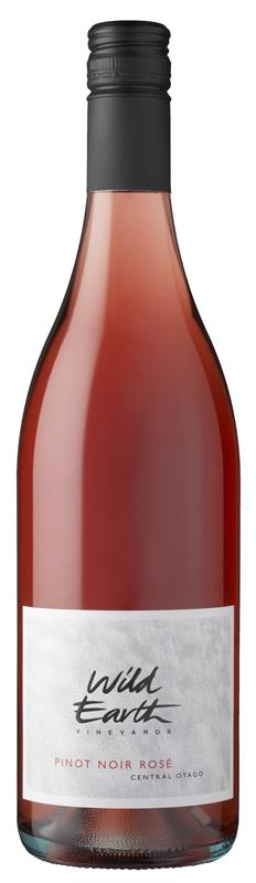 Wild Earth Central Otago Pinot Noir Rosé 2016