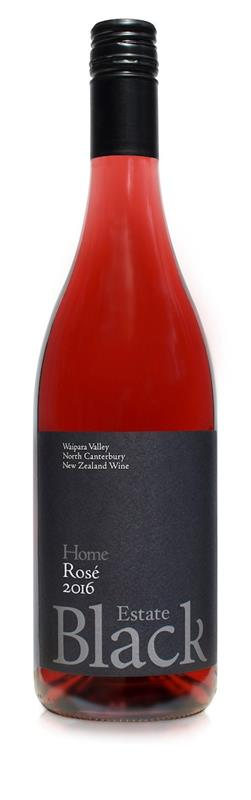 Black Estate Waipara 'Home' Rosé 2016