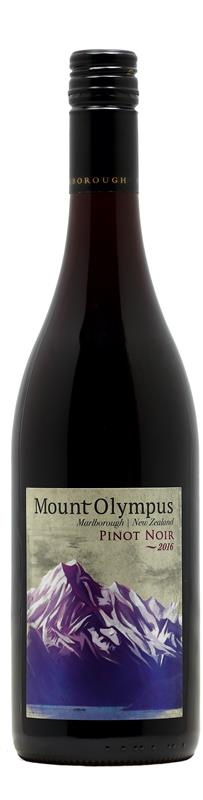 Mount Olympus Marlborough Pinot Noir 2016