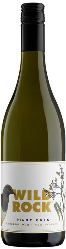 Wild Rock Marlborough Pinot Gris 2016