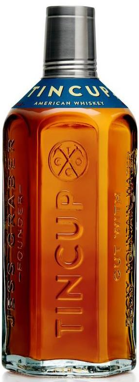Tincup Colorado Whiskey (Bourbon) (750ml)