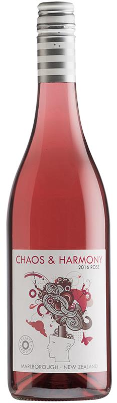 Chaos & Harmony Marlborough Rosé 2016