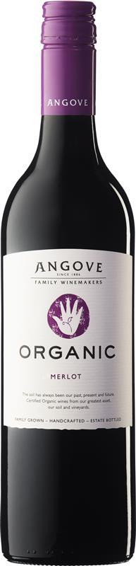 Angove Organic Merlot 2017 (Australia)