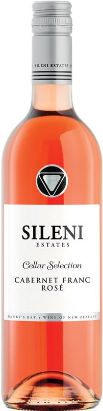 Sileni Cellar Selection Hawke's Bay Cabernet Franc Rosé 2018