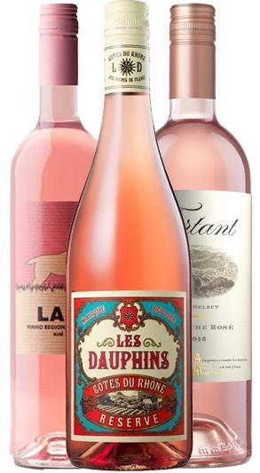 European Summer Rosé Mix
