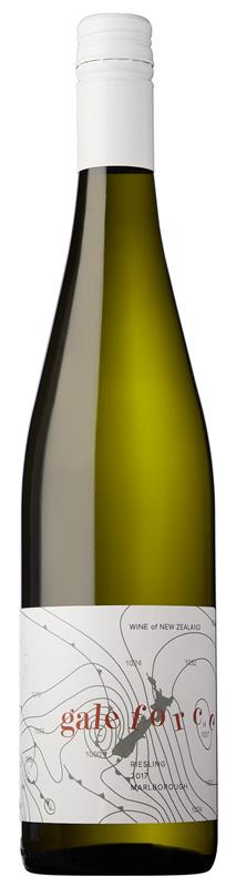 Gale Force Marlborough Riesling 2017