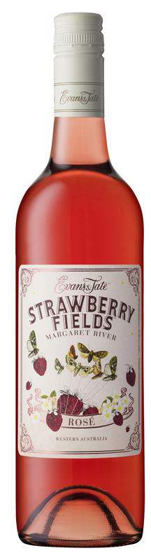 Evans & Tate 'Strawberry Fields' Rosé 2017 (Australia)