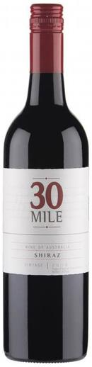30 Mile Shiraz 2016 (Australia)